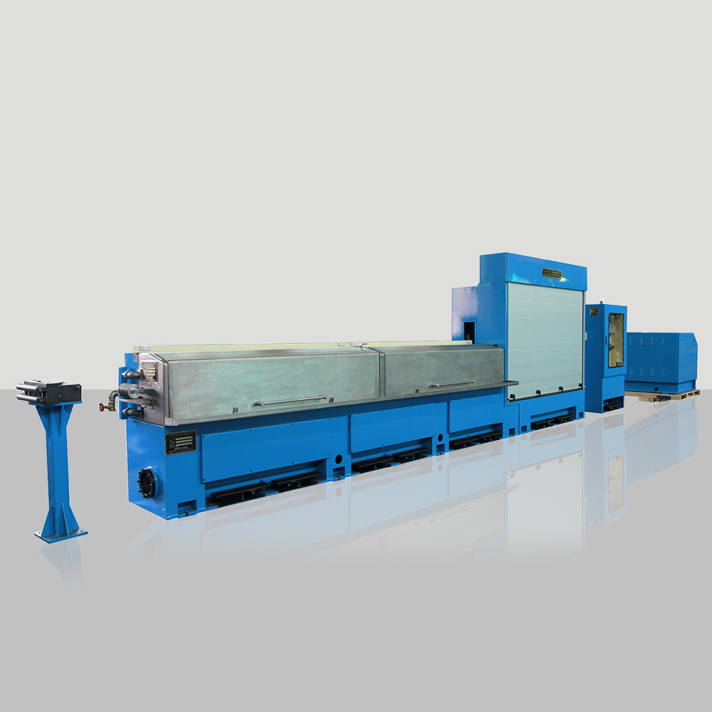 multi-wire drawing machine
